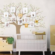 Photo Wall Stickers Family Tree Decal Two Colors Wall Decals