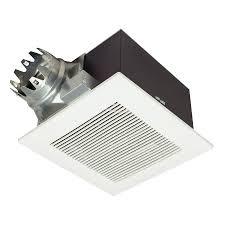 Bath Fan Shop Panasonic 1 3 Sone 190 Cfm White Bathroom Fan Energy Star At
