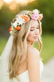 10 boho chic wedding hairstyles for 2017 pretty designs
