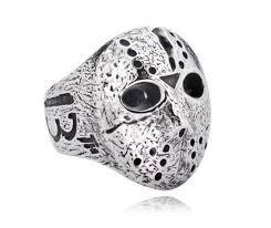 men rock rings images Jason voorhees titanium stainless steel men ring 76542 jpg