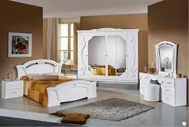 chambre a coucher ambra laque blanc ensemble chambre a coucher lignemeuble com