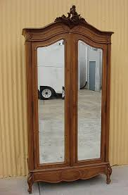 French Antique Bedroom Furniture by French French Antique Louis Xv Armoire Antique Wardrobe Closet