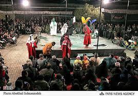 religious plays gaining popularity in iran again