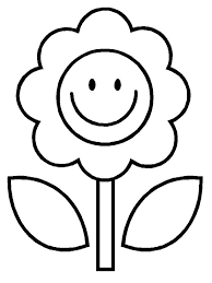 Smiley Flowers - best smiley face flower 23630 clipartion com