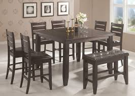 Bench Dining Room Set by Dining Tables Corner Kitchen Table With Storage Bench Dining