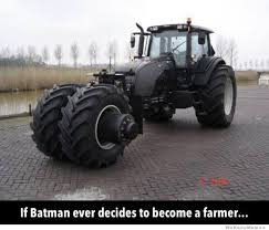Tractor Meme - batmobile tractor weknowmemes