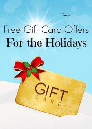 cheap gift card free gift cards for the holidays ingram