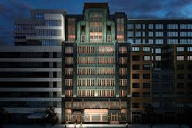 commercial building floor plans free see floorplans for deco inspired chelsea condo the fitzroy curbed ny