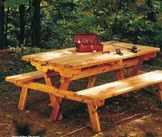 Make Your Own Picnic Table Plans by How To Build A Round Wooden Picnic Table Sep Amazing Wood