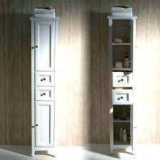 bathroom linen storage cabinet linen tower cabinet seslinerede com