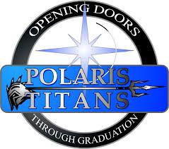 polaris logo polaris high home of the titans