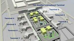 Los Angeles International Airport Map by Lax Shooting Tsa Officer Killed Others Wounded In Lax Airport