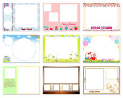 10 best images of free custom greeting card maker printable