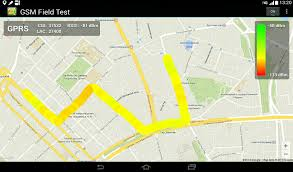 At T United States Coverage Map by Cell Coverage Map Mobile Network Signal Testing Android Apps