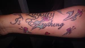 tattooz by macho loyalty tattoo