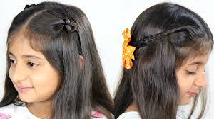 2 easy simple u0026 cute party hairstyles 2 mins everyday