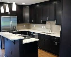 colors for a kitchen with dark cabinets dark cabinet kitchen kitchen design ideas dark cabinets with