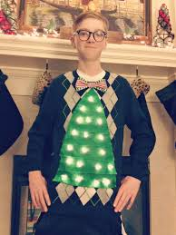 diy ugly christmas sweater it u0027s so ugly it u0027s cute