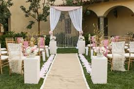 wedding ceremony decoration ideas 12 features of wedding ceremony decorations that decoration