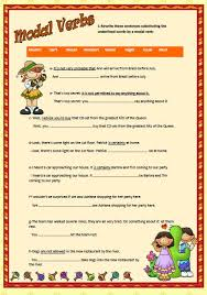 verbs worksheet iii