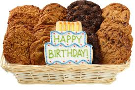 cookie gift basket happy birthday gift basket gift baskets cookie delivery ca