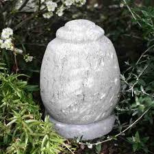 garden memorials keeping ashes in the garden safe discreet