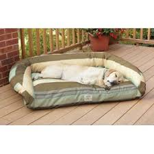 Sofa Bed For Dogs by Outdoor Dog Beds 5 Popular Types The Dog Info Blog