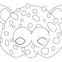 printable halloween masks halloween monster masks kids