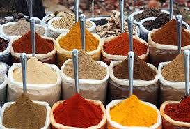 cuisine spicy seven seasonings the key spices of indian cuisine isamosa
