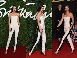 kendall jenner jumpsuit shoes jumpsuit kendall jenner white strapless black