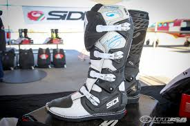 off road motorcycle boots sidi xtreme off road boot first look motorcycle usa