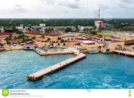 Map Cozumel Mexico by Duty Free Shopping Mall In Port Of Cozumel Mexico Editorial Photo
