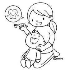 dental coloring pages for kids u0026 teeth printables preschool