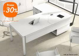 bureau laqué blanc brillant un bureau design laqué majestic magnifique à petit prix