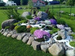 Best Plants For Rock Gardens Rocks For Plants Gorgeous Small Rock Gardens You Will Definitely