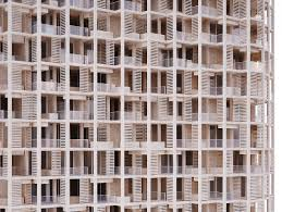 gallery of penda to build modular customizable housing tower in