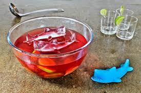giant drink giant 3d shark ice mold the green head