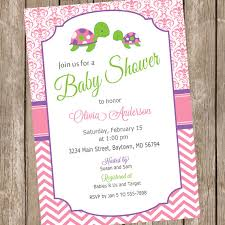 turtle baby shower sea turtle baby shower invitation girl sea turtle invitation