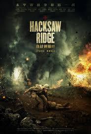 hacksaw ridge hacksaw ridge poster 10 of 19 imp awards