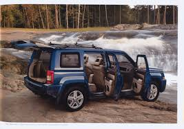 offroad jeep patriot 2009 jeep patriot brochure