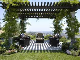 trellis arbor or pergola that is the question modern pergola