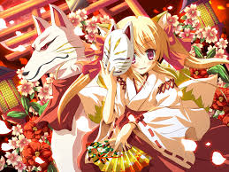 anime fox spirit hd wallpapers i hd images
