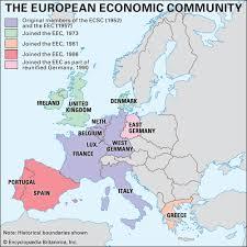 Council Of European Union History European Community Ec European Economic Association
