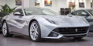 Ferrari F12 2013 - ferrari f12 berlinetta 2013 gve luxury vehicles london