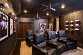 Theatre Room Decor Furniture Theatre Room Decor With Manly Decorating Ideas And Tray