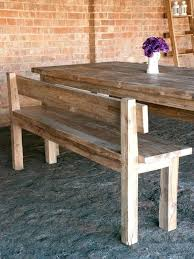 Diy Wooden Bench Seat Plans by Kitchen Table Bench U2013 Fitbooster Me