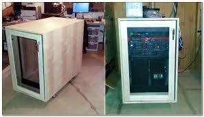 home server ideas diy server rack cabinet cabinet home design ideas wmrmbod9aa