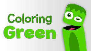 alligators lizards and leaves green learn the colors color