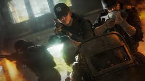 amazon com tom clancy u0027s rainbow six siege playstation 4