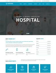 70 best health and medical website templates free u0026 premium